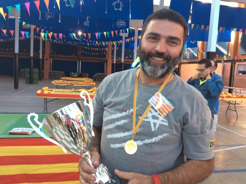 EUROCOPA VILA DE GRACIA DE FUTBOL BOTONS 2016 - BUTTON MAKER BCN